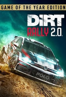 DiRT Rally 2.0 | Game of the Year Edition (PC) - Steam Key - GLOBAL