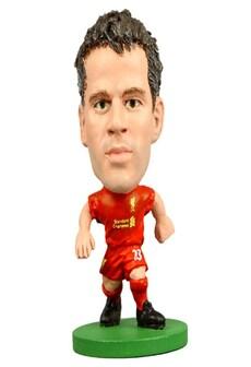 Image of SoccerStarz Liverpool F.C. Jamie Carragher