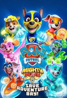 PAW Patrol Mighty Pups Save Adventure Bay (PC) - Steam Key - GLOBAL