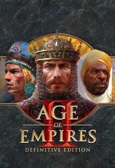 Age of Empires II: Definitive Edition (PC) - Steam Gift - GLOBAL