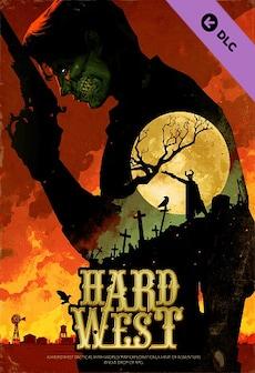 Hard West: Scars of Freedom Key GOG.COM GLOBAL