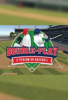 Double Play: 2-Player VR Baseball Steam Key GLOBAL