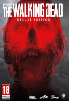 OVERKILL's The Walking Dead Deluxe Edition Steam Key GLOBAL