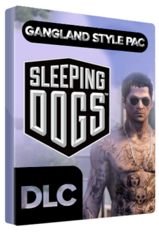 Sleeping Dogs: Gangland Style Pack Key Steam GLOBAL
