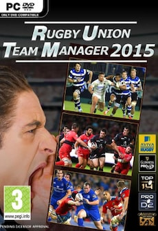 Rugby Union Team Manager 2015 Steam Key GLOBAL