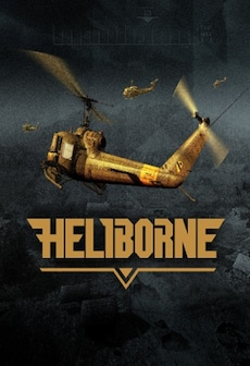 Heliborne Deluxe Edition PC Steam Key GLOBAL