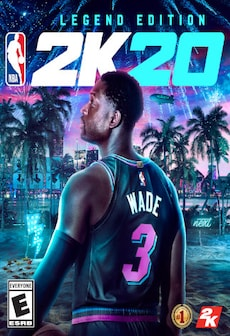 NBA 2K20 Legend Edition Steam Key RU/CIS