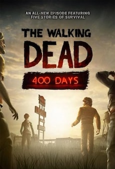 The Walking Dead 400 Days Steam Key
