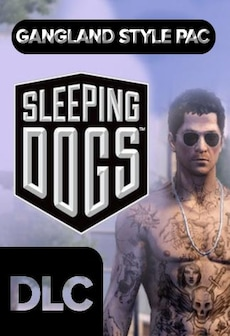 Sleeping Dogs: Gangland Style Pack DLC STEAM CD-KEY GLOBAL PC
