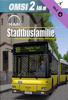OMSI 2 Add-On Urbino Stadtbusfamilie (PC) - Steam Key - GLOBAL