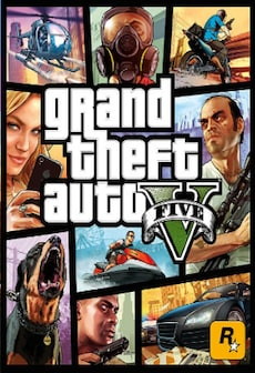 Grand Theft Auto V + Whale Shark Cash Card Rockstar Key GLOBAL