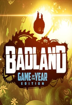 BADLAND: Game of the Year Deluxe Edition Steam Key GLOBAL фото
