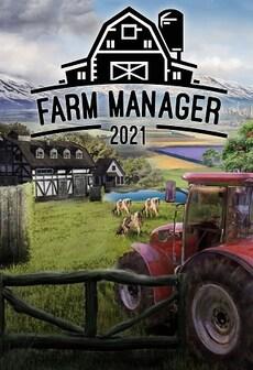 Farm Manager 2021 (PC) - Steam Key - GLOBAL
