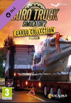 Image of Euro Truck Simulator 2 Cargo Bundle Steam Key GLOBAL