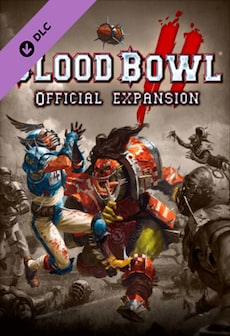 Blood Bowl 2 - Official Expansion DLC Steam Key GLOBAL