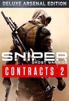 Sniper Ghost Warrior Contracts 2 | Deluxe Arsenal Edition (PC) - Steam Key - RU/CIS