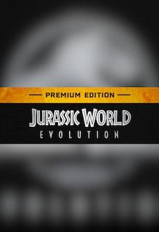 JURASSIC WORLD EVOLUTION: PREMIUM EDITION (PC) - Steam Key - GLOBAL