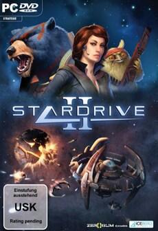 StarDrive 2 Digital Deluxe Edition Steam Key GLOBAL