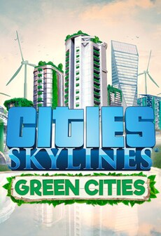 Cities: Skylines - Green Cities Key Steam RU/CIS фото