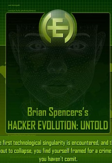 Hacker Evolution: Untold Hardcore Package Part 1 Steam Key GLOBAL