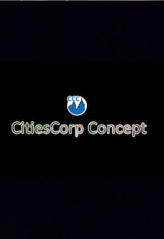 CitiesCorp Concept - Build Everything on Your Own Steam Gift GLOBAL