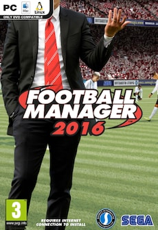 Football Manager 2016 Limited Edition Steam Key GLOBAL