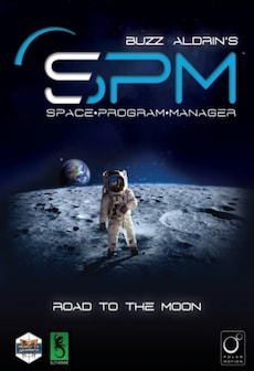 Buzz Aldrin's Space Program Manager Steam Gift GLOBAL