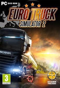 Euro Truck Simulator 2 - Platinum Edition Key Steam GLOBAL фото