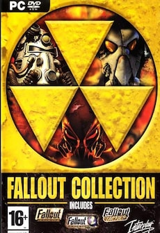 Fallout Classic Collection Steam Key GLOBAL фото