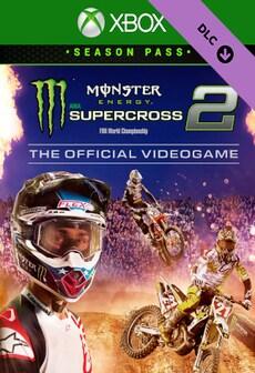 Monster Energy Supercross 2 - Season Pass (Xbox One) - Xbox Live Key - GLOBAL