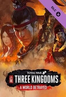 Total War: THREE KINGDOMS - A World Betrayed (PC) - Steam Gift - GLOBAL