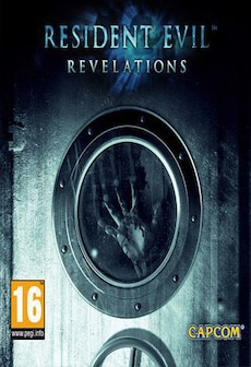 Resident Evil: Revelations Steam Key RU/CIS