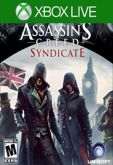 Assassin's Creed Syndicate XBOX ONE XBOX LIVE Key GLOBAL