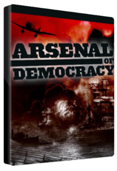 Arsenal of Democracy: A Hearts of Iron Game Steam Key GLOBAL фото
