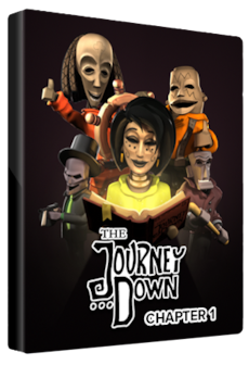 The Journey Down: Chapter One Steam Key GLOBAL
