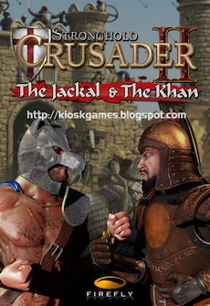 Stronghold Crusader 2: The Jackal and The Khan Steam Key GLOBAL