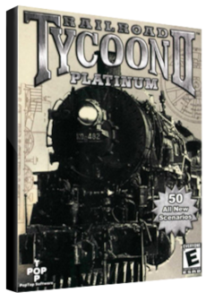 railroad tycoon ii platinum gog.com key global