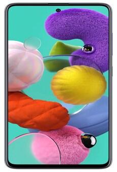 smartphone samsung galaxy a51 128gb czarny 128 gb czarny sm-a515fzkveue