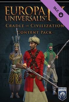 Content Pack - Europa Universalis IV: Cradle of Civilization (PC) - Steam Key - GLOBAL