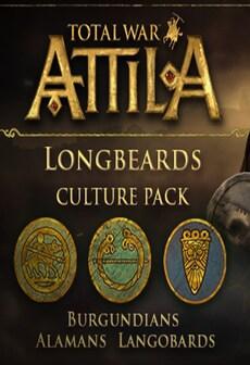 Total War: ATTILA - Longbeards Culture Pack Gift Steam GLOBAL фото