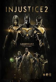 Injustice 2 Legendary Edition XBOX LIVE Key GLOBAL