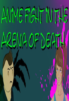 Anime Fight in the Arena of Death Steam Key GLOBAL