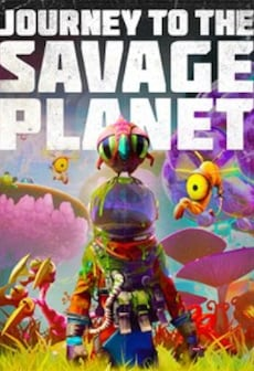 Image of Journey to the Savage Planet - Epic Games Key - EUROPE
