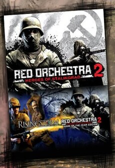 Red Orchestra 2: Heroes of Stalingrad + Rising Storm GOTY Steam Key