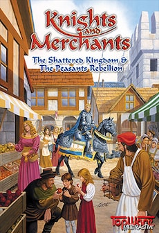 Knights and Merchants Steam Key GLOBAL фото