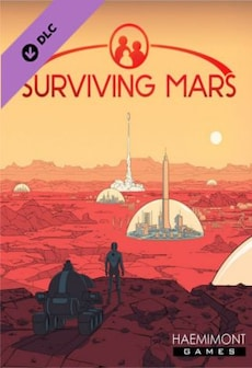 Surviving Mars: Stellaris Dome Set Steam Key GLOBAL