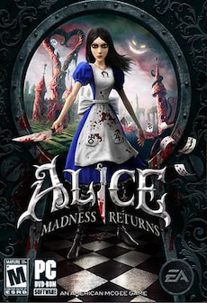 Alice: Madness Returns Steam Key GLOBAL