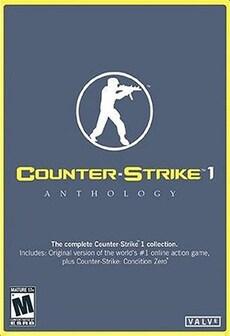 Counter-Strike 1 Anthology Steam Key GLOBAL