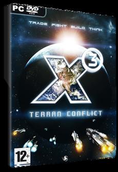 X3: Terran Conflict Steam Key GLOBAL фото