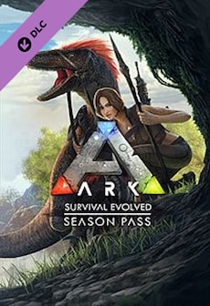 ARK: Survival Evolved Season Pass Steam Gift GLOBAL
